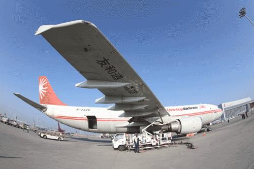 友和道通航空开通国内首条直飞班加罗尔全货机航线