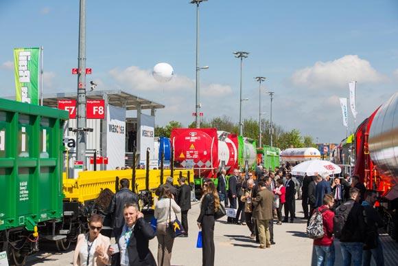 中铁集、国航、中外运齐聚德国,领跑2019慕尼黑物流展