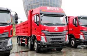 乘龙H7大马力工程车,资源运输的可靠伙伴!