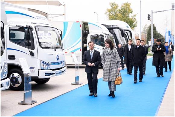 剑指新能源商用车第一品牌 福田汽车发布2025战略抢占市场先机