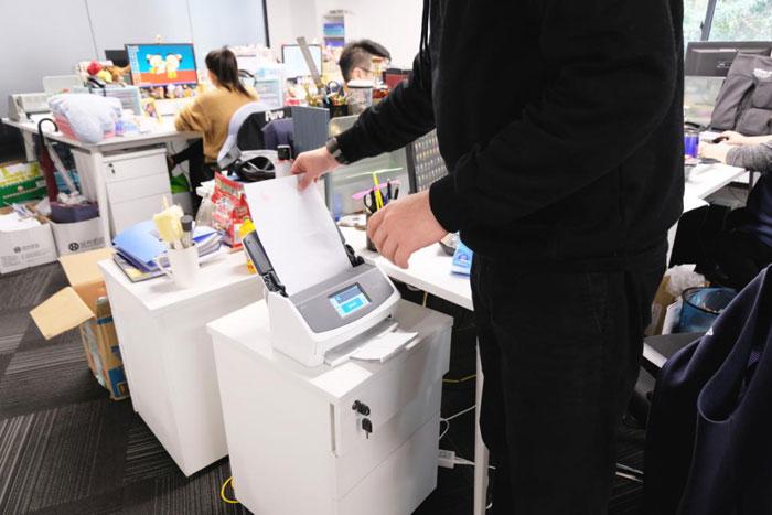 """""""扫""""出物流办公新未来――扫描仪加持下的物流行业智能办公"""