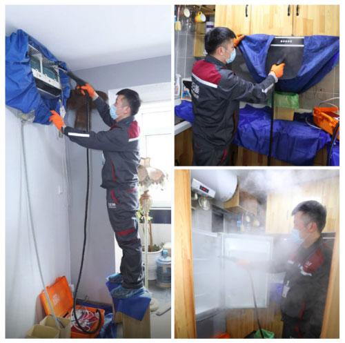 从送产品到送居家服务方案 日日顺20万场景服务师让物流服务更有温度