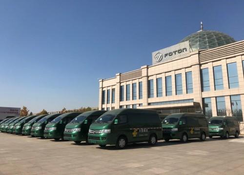 北京普田物流助力中国邮政大客户整车发运