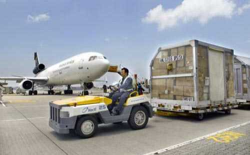 航空货物运输手续办理步骤