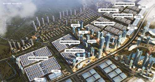 重庆华南城践行国家战略 打造西南商贸物流新增长极
