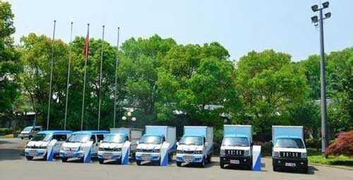 两江新区车企打造互联网+新能源汽车的智慧物流生态平台