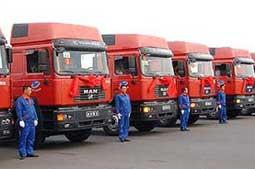 湖州恒安物流拥有5至50吨,4米至17米专业运输车辆,另有低底盘(凹型半挂车)