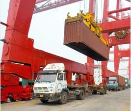 出口拖箱报关业务-出口拖箱报关业务也被简称为代拉代报业务