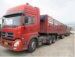 聊城到上海物流公司13561260089