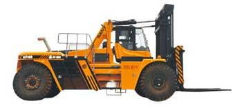 平衡重式叉车:SCP160
