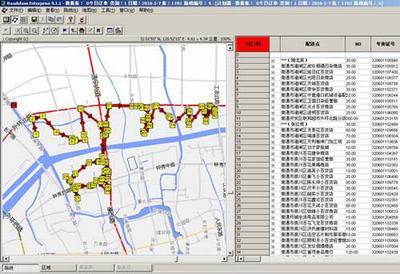 物流运输管理系统(TMS)