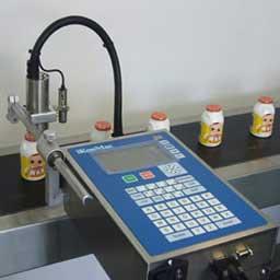 高解像油墨喷码机
