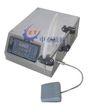 小型数控液体灌装机