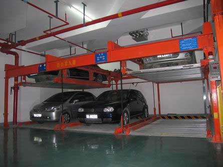 机械式自动化停车设备
