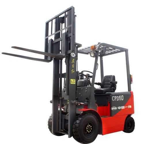 CPD101吨电动平衡重式叉车