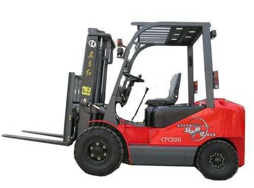 内燃平衡重式叉车CPCD202吨