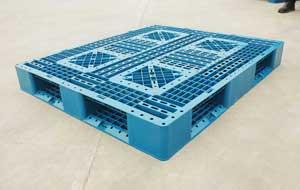 塑料托盘 双面网格
