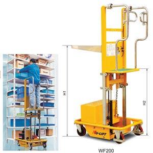 WF型一级门架电动取货车