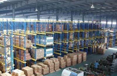 苏州贯通货架 货架加工 通廊式货架加工
