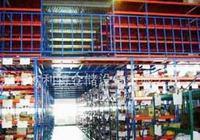 阁楼货架供应,阁楼货架加工,适于轻小物品存储