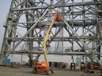 船厂重工用的高空作业车升降车全国出租