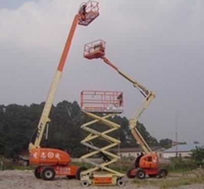 山东烟台济南威海潍坊JLG高空作业车桥检车升降车出租
