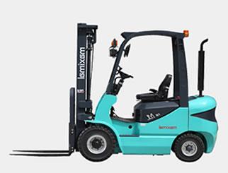 1-1.8吨柴油(汽油)叉车