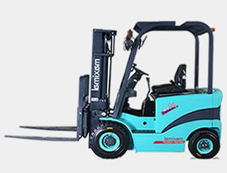平衡重式蓄电池叉车1-1.8吨