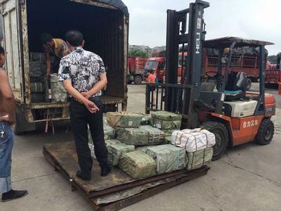 长沙食品物流,长沙饲料物流,长沙袋装建材运输公司专业博远物流