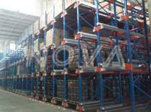 高密度存储货架系统_高密度货架_存储货架