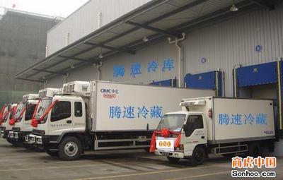上海到三亚冷藏冷冻物流 上海三亚保温运输