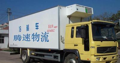 上海到贵阳恒温冷藏物流公司—冷藏 冷冻 恒温 保鲜 保温 腾速物流公司