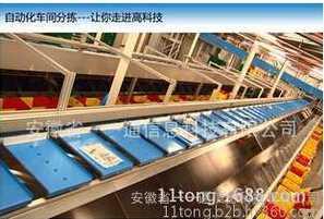 自动分拣神器 物流分拣设备定制 生产/食品/药品线规划与定制