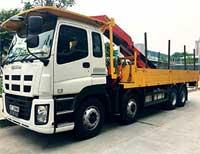 中港吨车,拖车,平板车,吊臂车,危险品车,冷藏车等运输
