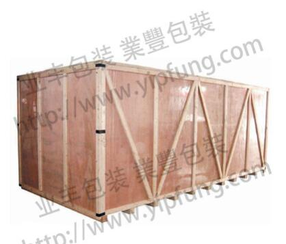 供应烟熏消毒木箱 大型机械木箱 大型包装箱(可加IPPC标识)