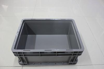EU欧式标准箱600系列规格大全,重庆可堆式周转箱厂家