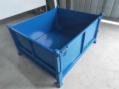 锻件铁框 铸件箱 物流周转箱 仓储箱 仓库笼 汽车零件箱定制租赁