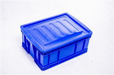重庆哪里能买到塑料周转箱,厂家供应500―230可堆式周转箱