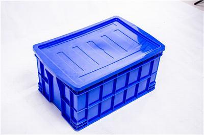 重庆塑料周转箱供货厂家,厂家供应575-300可堆式周转箱