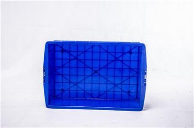 重庆塑料周转箱规格尺寸,厂家供应575-190可堆式周转箱