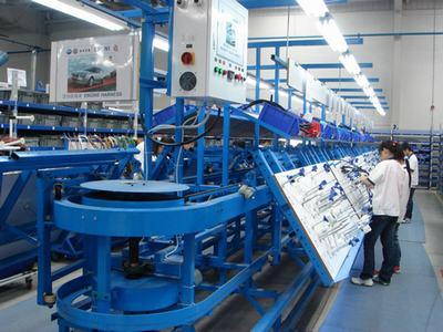 家电线束生产装配流水线