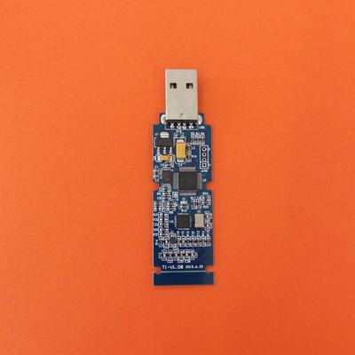 Q1-U18庆通安卓手机RFID读写器U盘读写模块