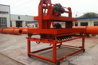 有机肥槽式翻堆机/有机肥发酵机械/有机肥抛翻机