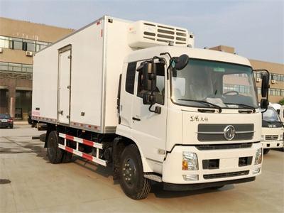 东风天锦6.6米冷藏车,厂家直销!!