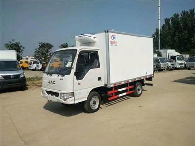 江淮康铃3.1米冷藏车,小型厢式冷藏车,低价甩卖!!6万现车提走!!