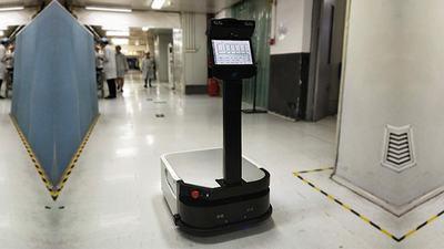 智能搬运机器人厂家