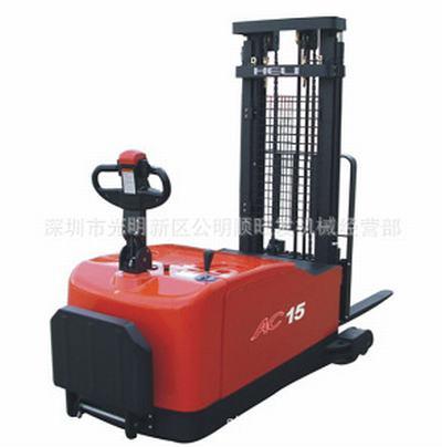 深圳厂家直销合力CDD16-D970平衡重式堆高车,光明电动堆垛车
