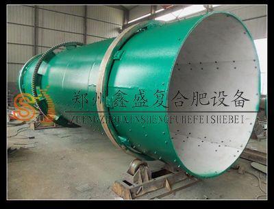 复合肥自动包膜机设备 现货直销 郑州鑫盛复合肥加工设备