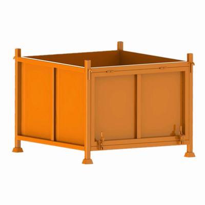 金属折叠箱,周转箱,储物箱 仓储笼