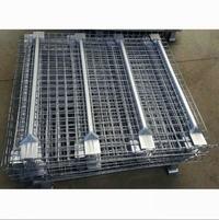 隔网片铁片货架层网 防护不锈钢网层仓库置物架 重型货架铁网定制